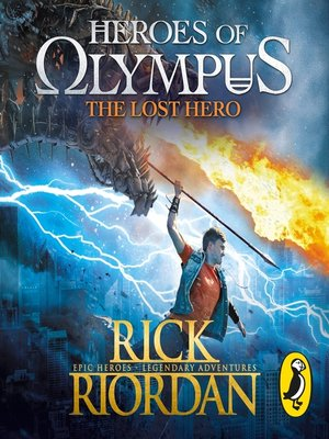 cover image of The Lost Hero (Heroes of Olympus Book 1)